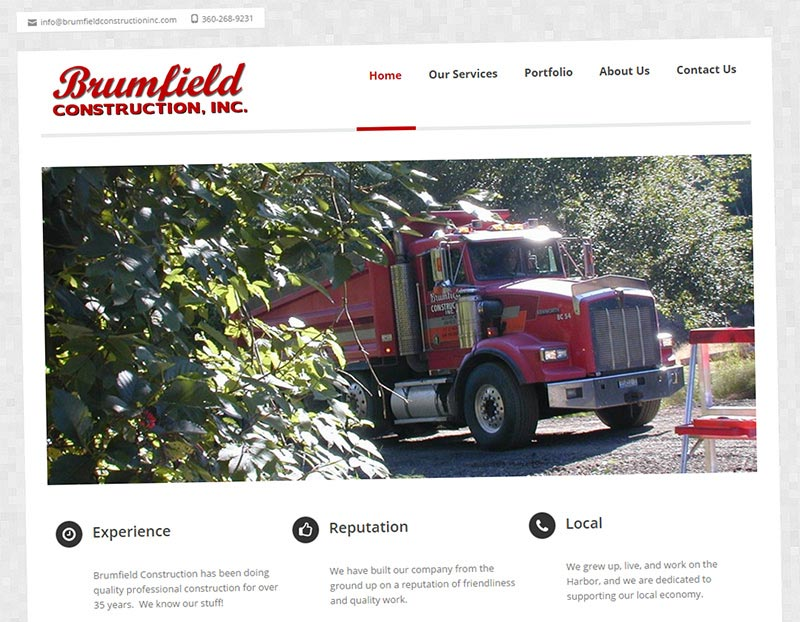 Brumfield Construction Featured Image