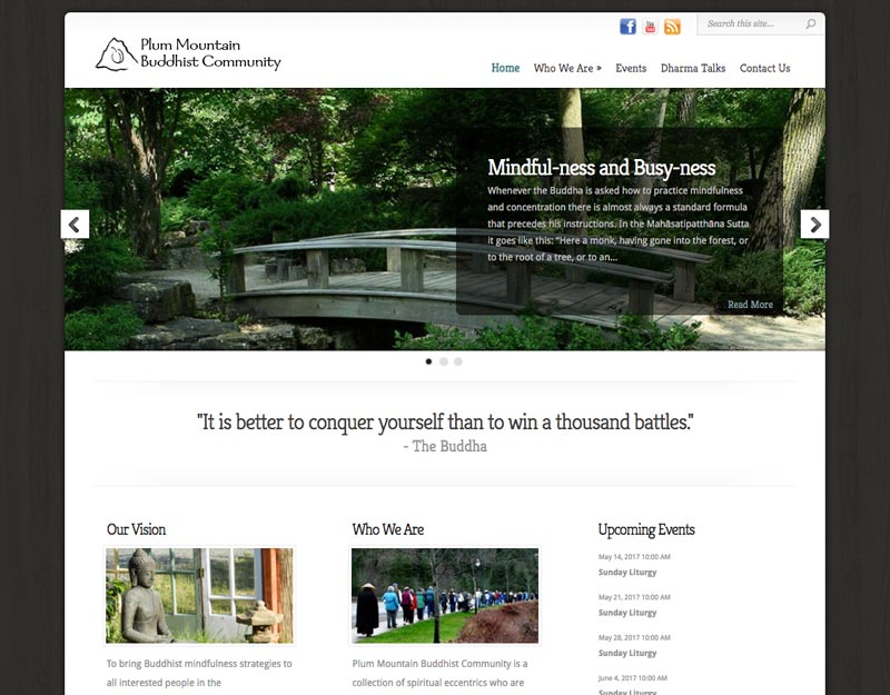 Plum Mountain Website Featured Image
