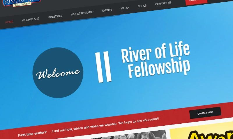 River of Life Fellowship Church Featured Image